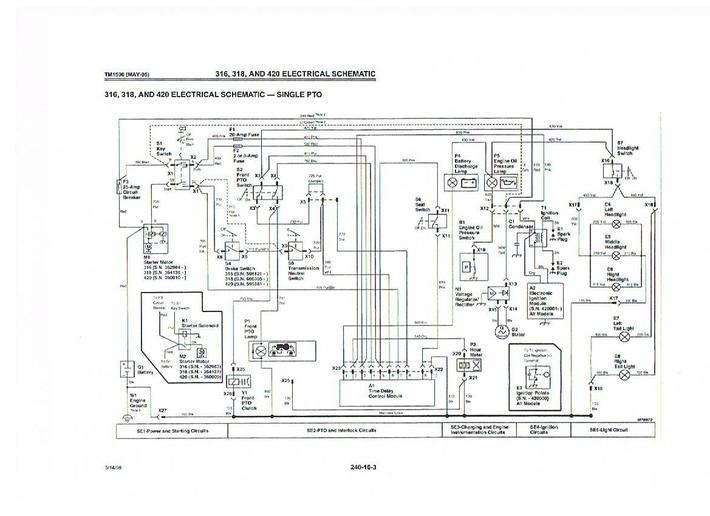 Jd 955 Wiring Diagram. Car Wiring Diagram Download. Tinyuniverse.co throughout John Deere 1445 Wiring Diagram