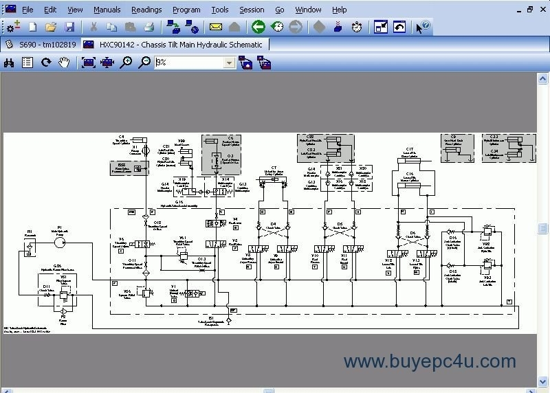 John Deere 2305 Wiring Diagram regarding John Deere 2305 Wiring Diagram