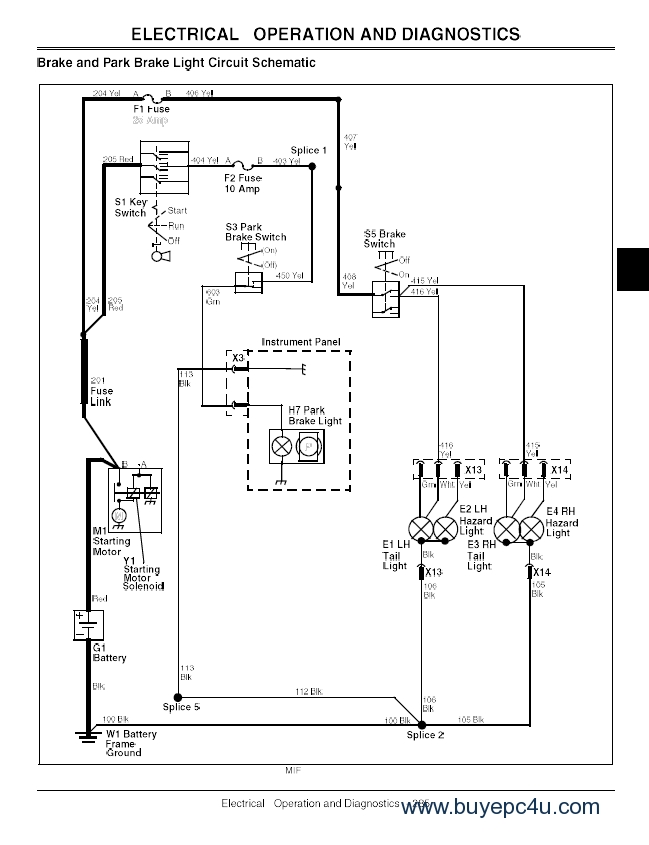 John Deere Gator Te Wiring Diagram. John Deere. Automotive Wiring in John Deere 2305 Wiring Diagram