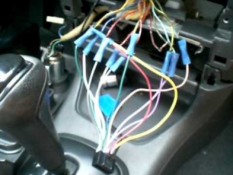 Jvc Headunit Installno Harness!!! - Youtube with Jvc Car Stereo Wiring Diagram