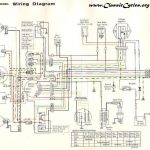 Kawasaki Motorcycle Wiring Diagrams inside 1967 Kawasaki 120 Wiring Diagrams