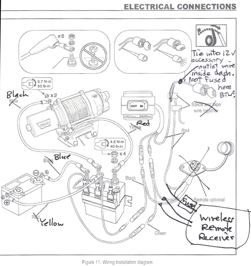 badland atv winch wiring diagram wiring diagram and. Black Bedroom Furniture Sets. Home Design Ideas