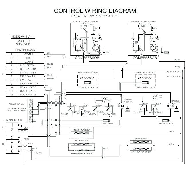 kenmore fridge wiring diagram   29 wiring diagram images