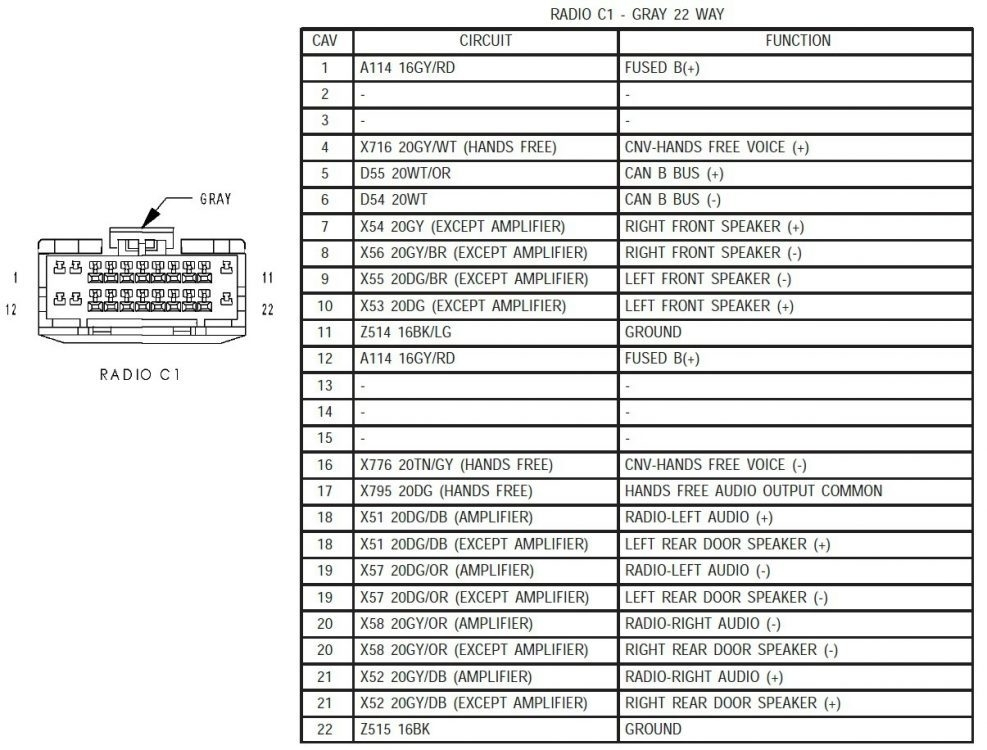 Kenwood Car Stereo Wiring Diagram inside Kenwood Stereo Wiring Diagram