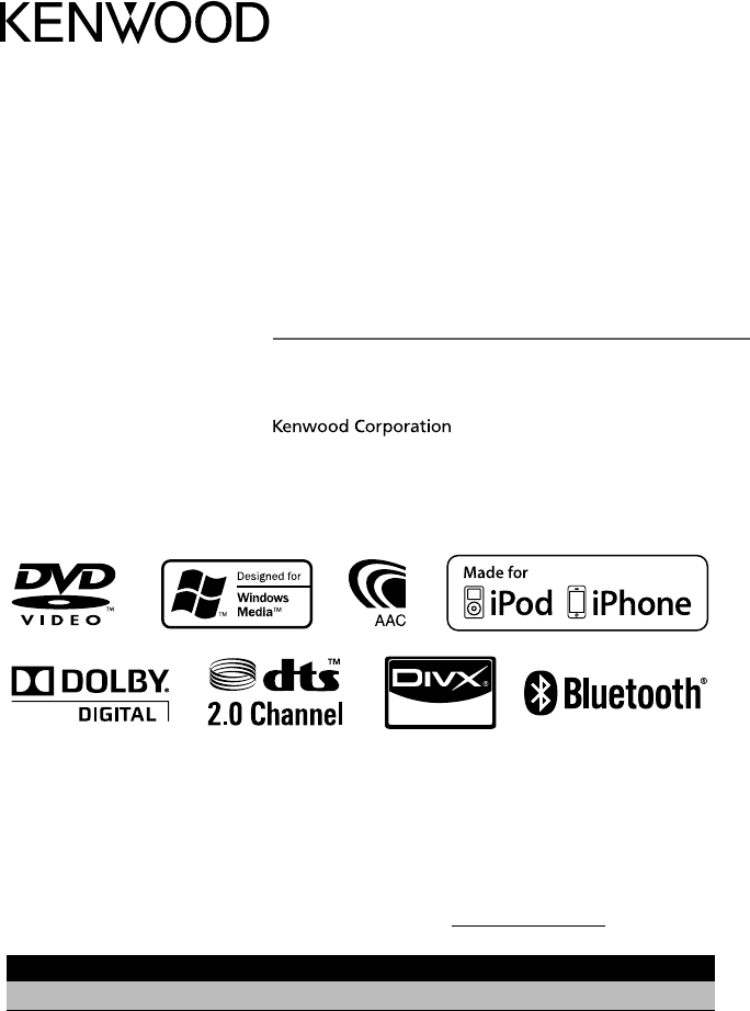 kenwood car video system ddx318 pdf user u0026 39 s manual free