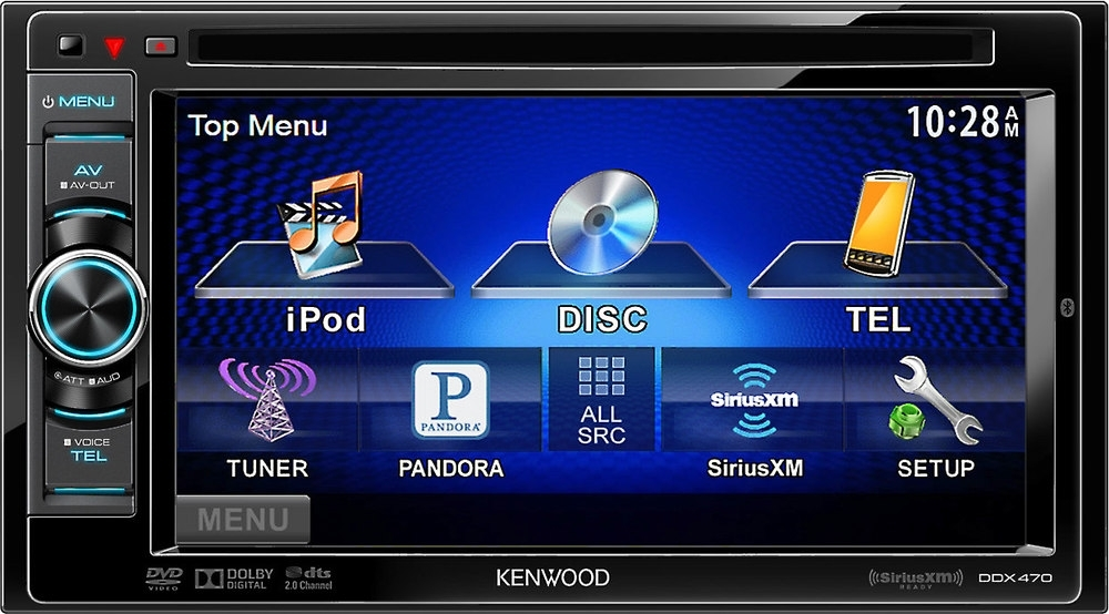 Kenwood Ddx470 Dvd Receiver At Crutchfield throughout Kenwood Ddx470 Wiring Diagram