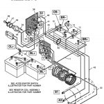 Kenwood Kdc 210U Wiring Diagram To New Ez Go Electric Golf Cart 80 with Kenwood Kdc 210U Wiring Diagram