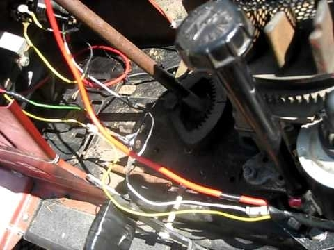 Lawn Mower Wiring Problems! - Youtube in Murray Riding Lawn Mower Wiring Diagram