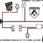 Led Light Bar Wiring Harness Diagram For 81V6Dg2Bh Wl. Sl1500 inside Led Light Bar Wiring Harness Diagram