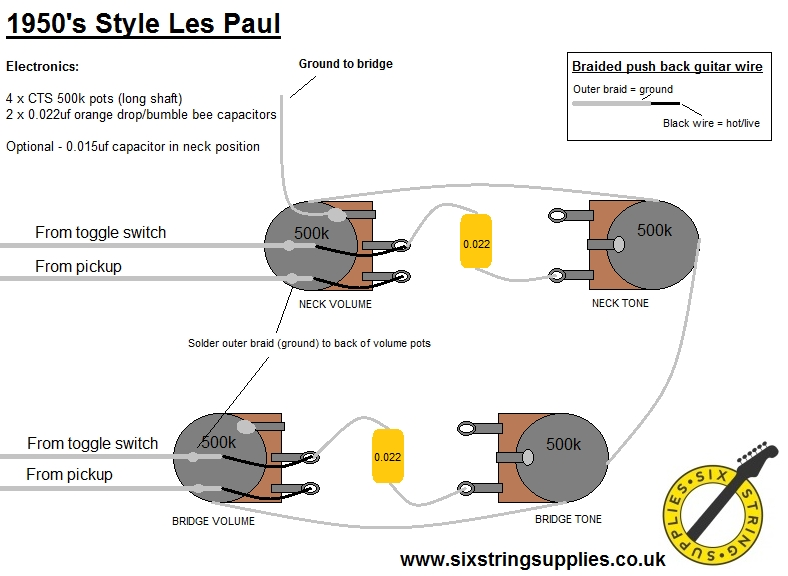 Les Paul Copy Wiring Diagram On Les Images. Wiring Diagram Schematics with 50's Les Paul Wiring Diagram