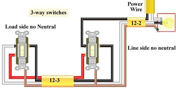 Leviton       3       Way       Switch    Wiring    Diagram      Fuse Box And Wiring    Diagram