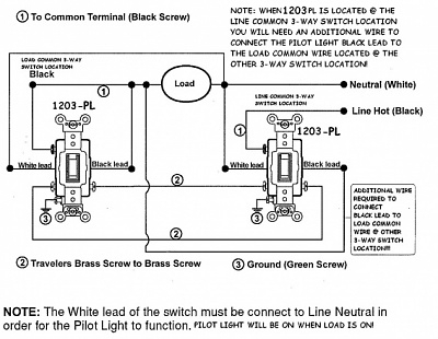 Leviton 3 Way Switch Wiring Diagram Fuse Box And Wiring