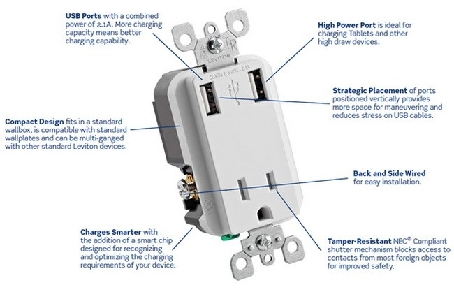 Leviton Outlet Wiring Diagram for Leviton Outlet Wiring Diagram