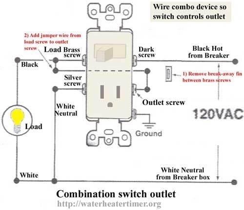 Leviton Outlet Wiring Diagram inside Leviton Outlet Wiring Diagram