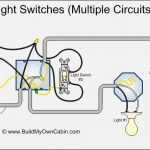 Light Switch Wiring Diagram - Multiple Lights in How To Wire A Light Switch Diagram