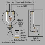 Light Switch Wiring - Electrical 101 in 120V Electrical Switch Light Wiring Diagrams