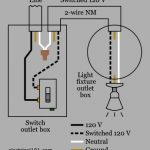 Light Switch Wiring - Electrical 101 inside 120V Electrical Switch Light Wiring Diagrams
