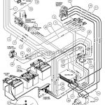 Looking For A Club Car (Golf Cart) 48 Volt Wiring Diagram To with Club Car Wiring Diagram 48 Volt