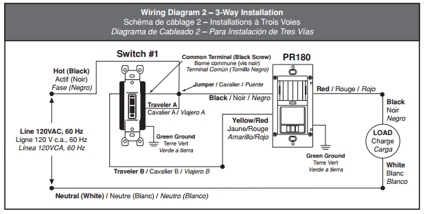 occupancy sensor wiring diagram 3 way ceiling occupancy sensor wiring diagram lutron 3 way switch wiring diagram | fuse box and wiring ... #5