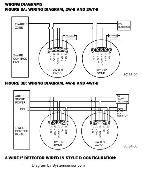 Mains Smoke Alarm Wiring Diagram intended for Mains Powered Smoke Alarm Wiring Diagram