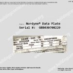 Manufacture Or Age Of An Nordyne® Hvac Equipment | Building regarding Nordyne Ac Wiring Diagram