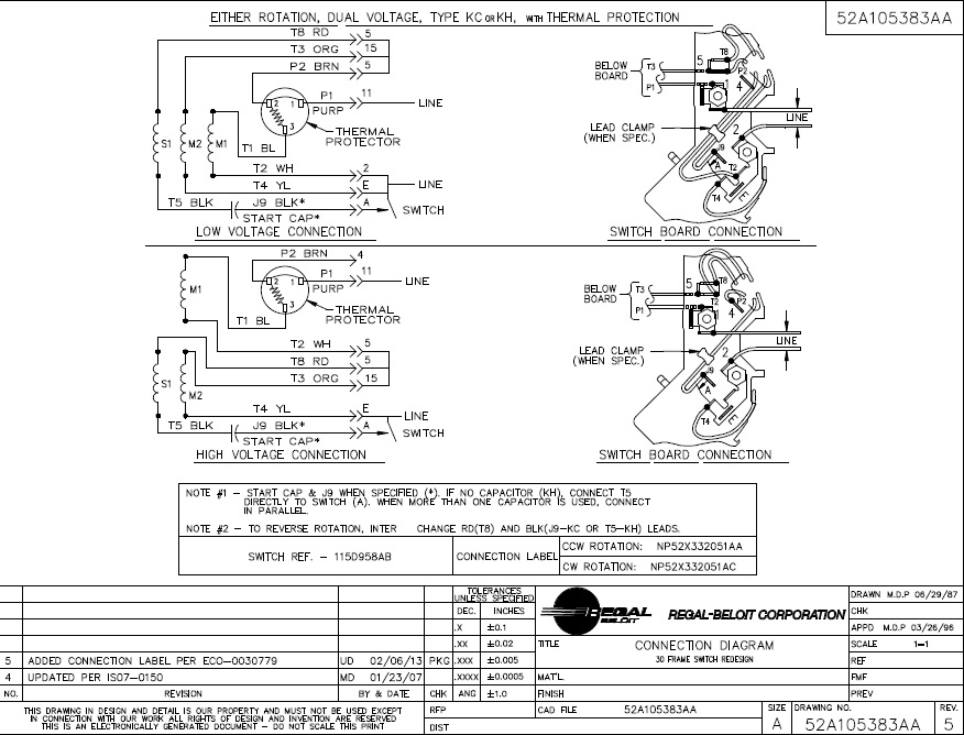 Marathon Pool Pump Motor Wiring Diagram Marathon 3 4 Hp
