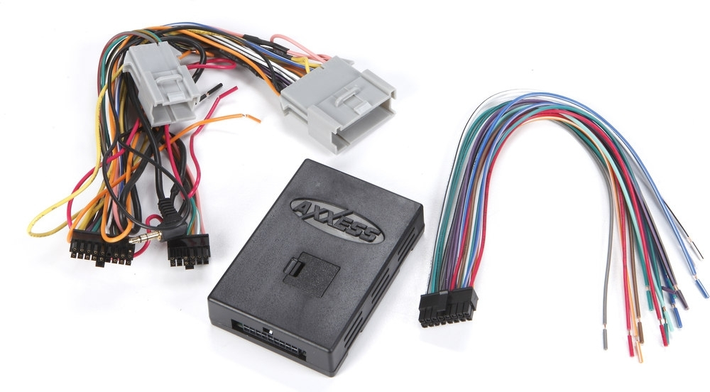 Metra Gmos-04 Wiring Interface Connect A New Car Stereo And Retain with regard to Gmos-04 Wiring Diagram