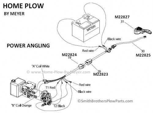 Meyer Plow Light Wiring Diagram - Facbooik for Meyer Snow Plow Wiring Diagram
