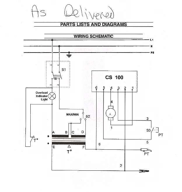 Mig Welder Help (Electrical Enginering) - Pelican Parts Technical Bbs for Mig Welder Wiring Diagram