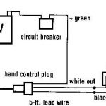 Mile Marker Winch Wiring Diagram pertaining to Mile Marker Winch Wiring Diagram