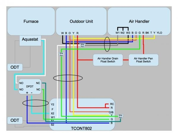 Mobile Home Thermostat Wiring Diagram Mobile Home Thermostat for Home Ac Thermostat Wiring Diagram