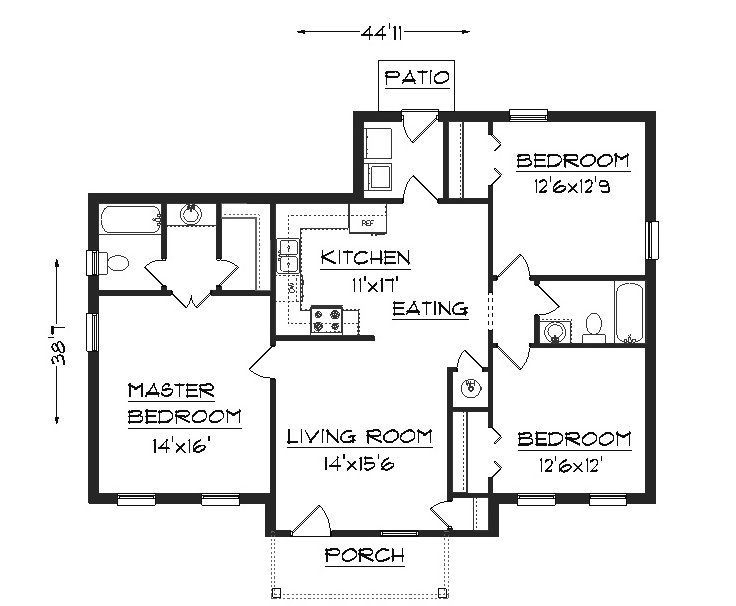 Modern House Wiring Diagram - Facbooik intended for Modern House Wiring Diagram