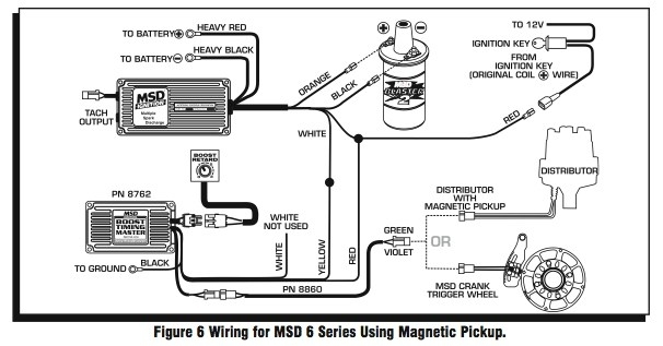 Msd Ignition Wiring Diagram Fuse Box And Wiring Diagram