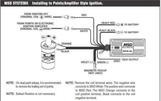 Msd Blaster 2 Wiring Diagram - Facbooik inside Msd Ignition Wiring Diagram