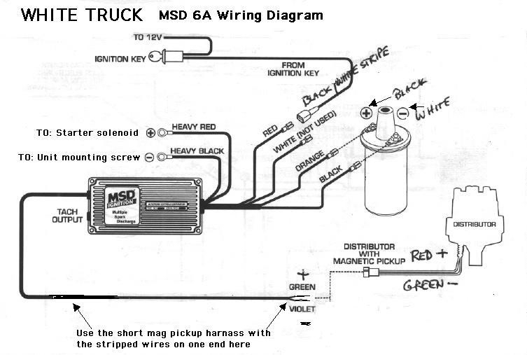 Msd Ignition 6200 Wiring Diagram pertaining to Msd Wiring Diagram