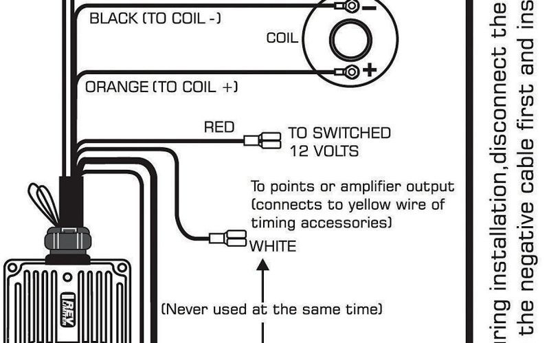 Msd Ignition Wiring Diagram Instructions Facbooik for