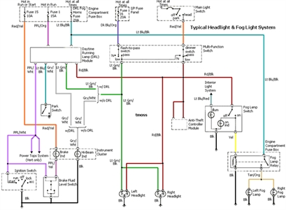 Need Headlight Wiring Diagram For 2004 Maxima - Fixya pertaining to Headlight Wiring Diagram
