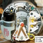Need Help Wiring Switch To 2-Speed Pump with Ao Smith 2 Speed Motor Wiring Diagram
