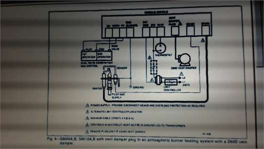 honeywell s8910u wiring diagram honeywell s8910u