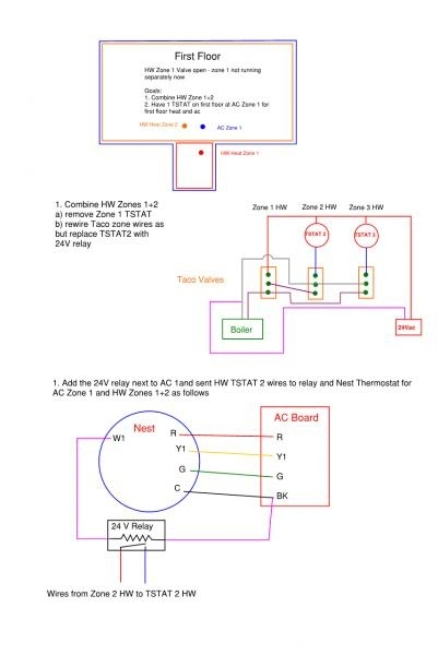Nest And Tacos - Doityourself Community Forums for Ecobee Wiring Diagram