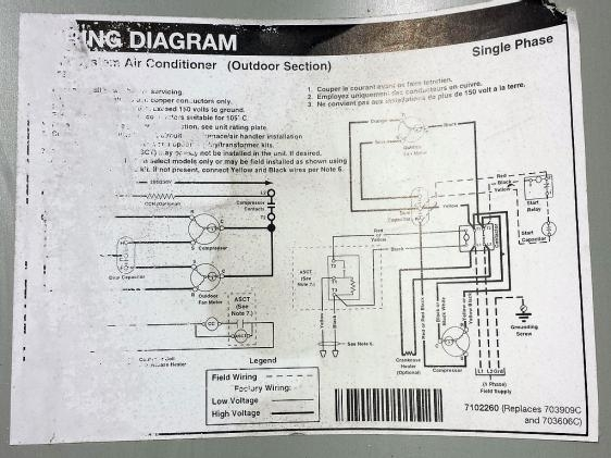 Nordyne Ac Wiring Diagram within Nordyne Ac Wiring Diagram