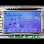 Oem Style 2008 2009 2010 Ford S-Max In Dash Dvd Player Bluetooth pertaining to Ford S Max Wiring Diagram
