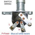 One Bright One Dim Headlight - The Cj2A Page Forums - Page 1 within Headlight Dimmer Switch Wiring Diagram