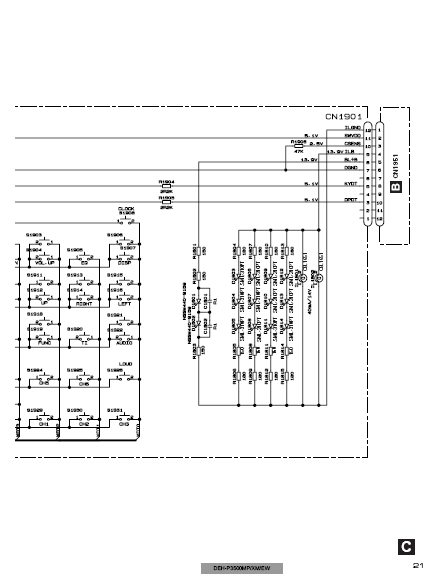 Deh P4000Ub Wiring Diagram Fuse Box And Wiring Diagram