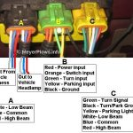 Plow Wiring Diagram with Meyer Snow Plow Wiring Diagram