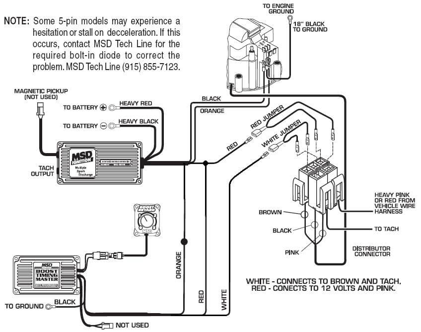 Ray's Chevy Restoration Site — Hei Conversion – Readingrat with Chevy Hei Distributor Wiring Diagram