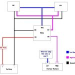 Relay Diagram 5 Pin - Diafreetarget in 5 Pin Relay Wiring Diagram