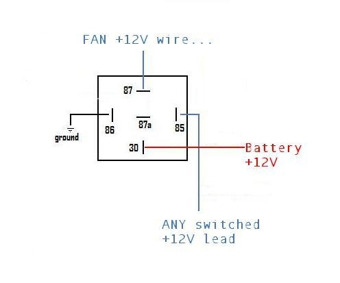 Relay Diagram 5 Pin - Facbooik with regard to 5 Pin Relay Wiring Diagram