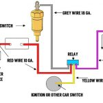 Relay Kit Instructions intended for Electric Fan Relay Wiring Diagram