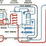 Remy Generator Wiring Circuit throughout Delco Remy Generator Wiring Diagram